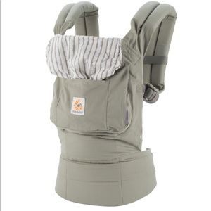 Ergobaby original dewdrop with infant insert